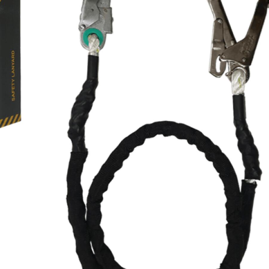 لنیارد طنابی دو سر قلاب البرز پوشش A106
