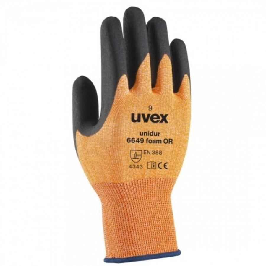 دستکش ایمنی یووکس مدل Unidur 6649 Foam OR