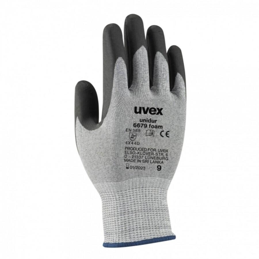 دستکش ایمنی یووکس مدل Unidur 6679