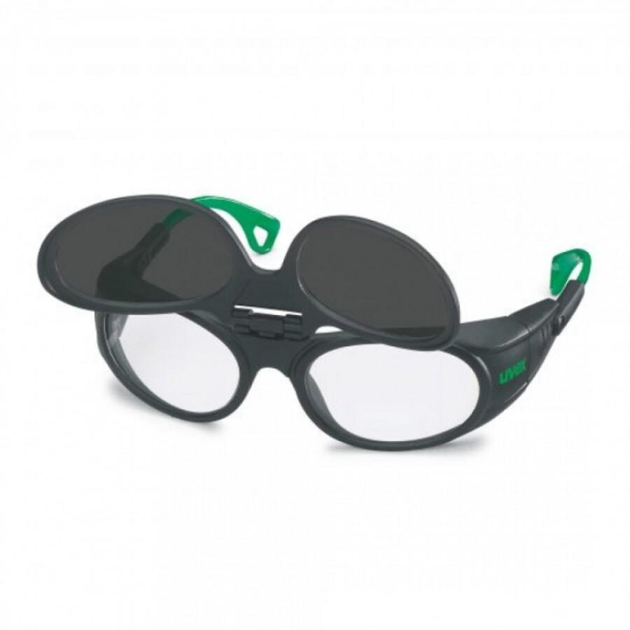 عینک ایمنی یووکس مدل 9104