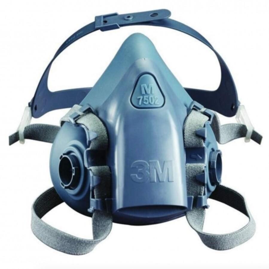 ماسک نیم صورت 3M مدل 7502 چینی
