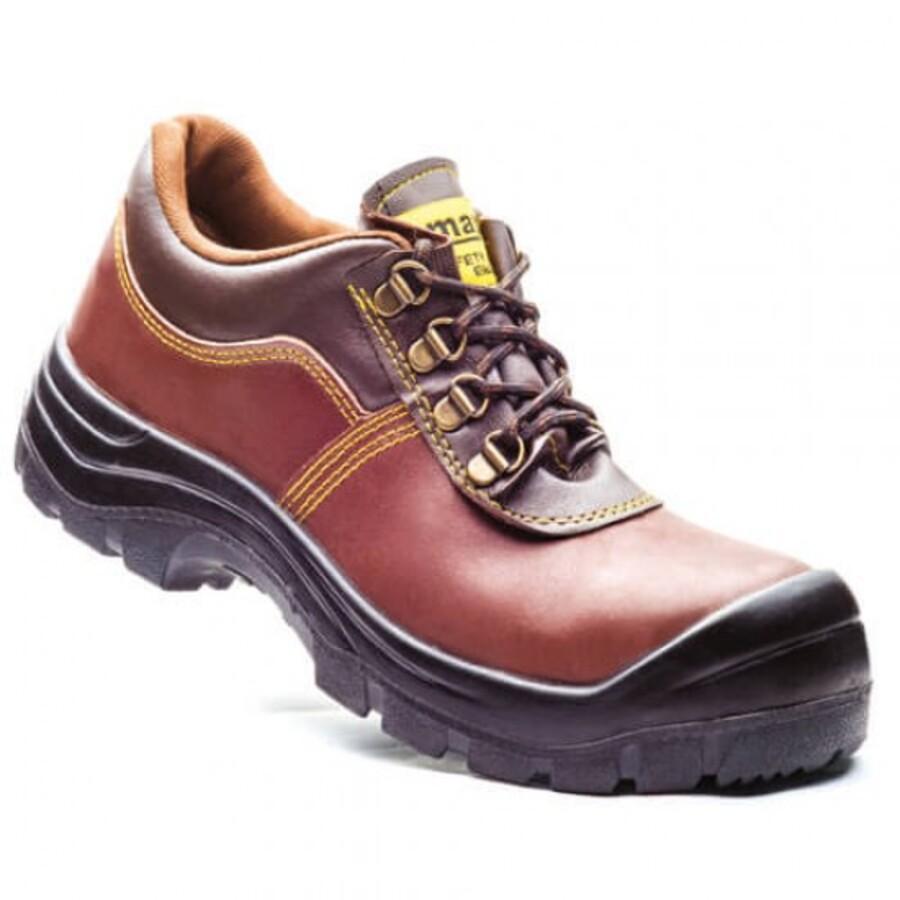 کفش ایمنی ایمن پا مدل تریمکس