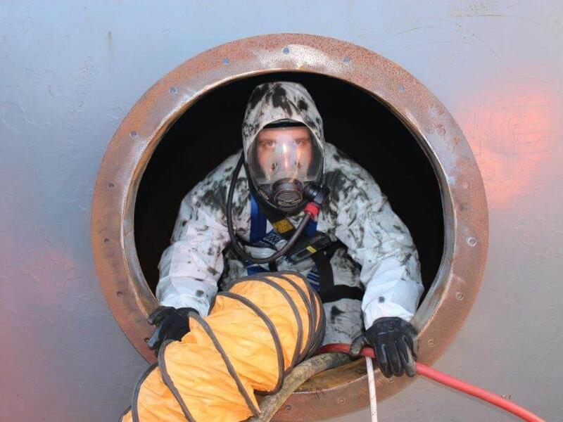 حفاظت از سیستم تنفسی کارکنان در صنایع