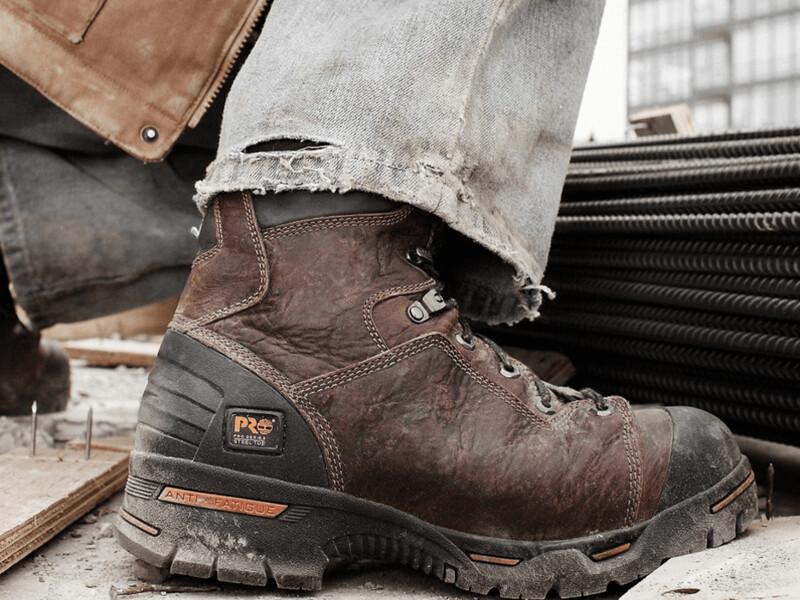 هر آنچه که باید در مورد کفش ایمنی بدانید