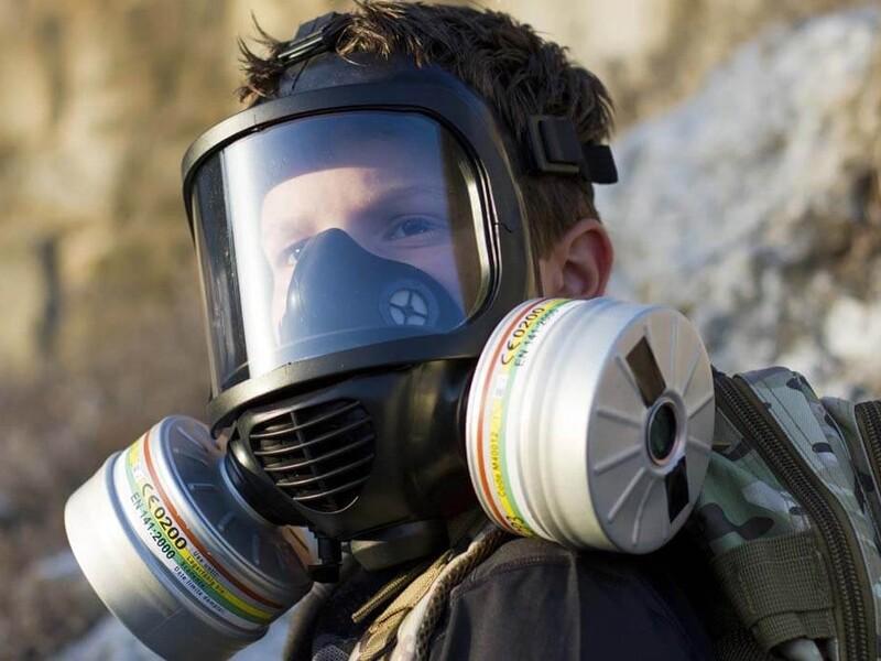 راهنمای استفاده از فیلتر ماسک شیمیایی
