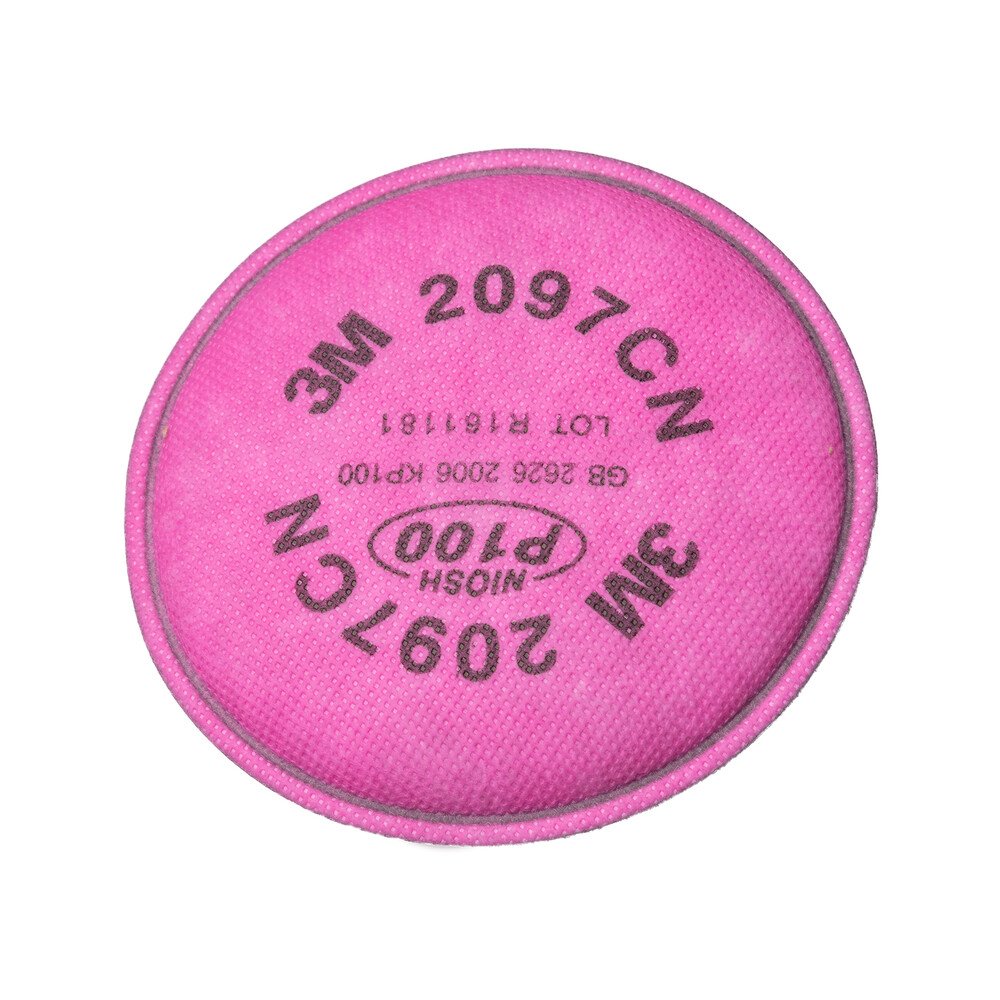 فیلتر ماسک تریام مدل 2097 P100 چینی