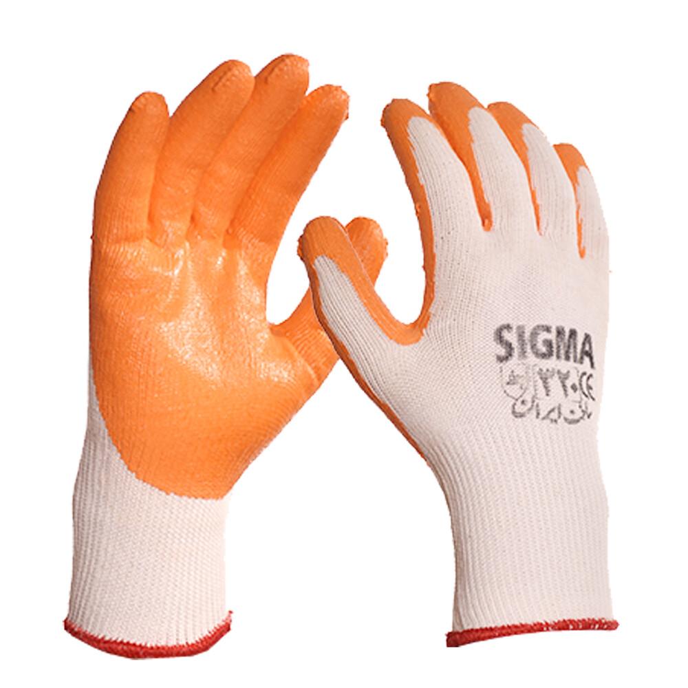 دستکش ایمنی سیگما مدل 320