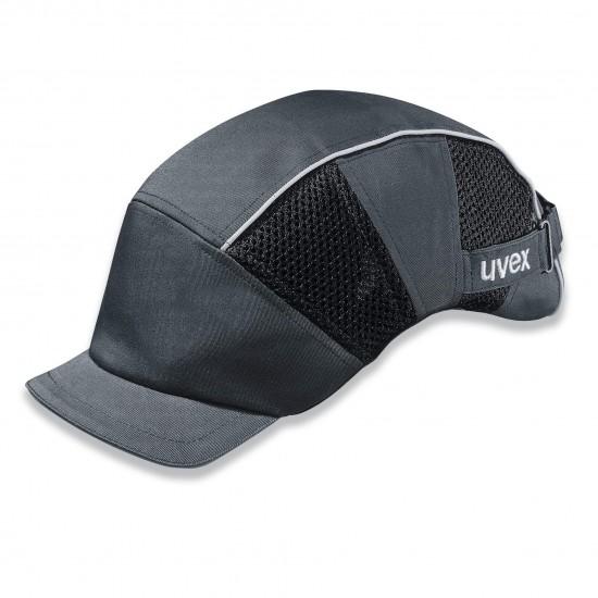 کلاه ایمنی یووکس مدل لبه کوتاه U-CAP PREMIUM BUMP CAP