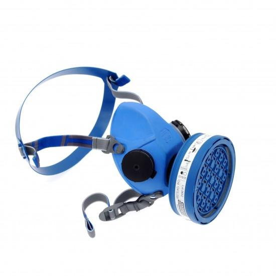 بند یدکی ماسک نیم صورت تک فیلتر اسپاسیانی مدل ST85