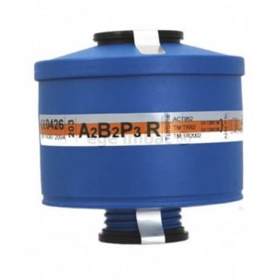 فیلتر 3 حالته A2B2P3R برند اسپاسیانی