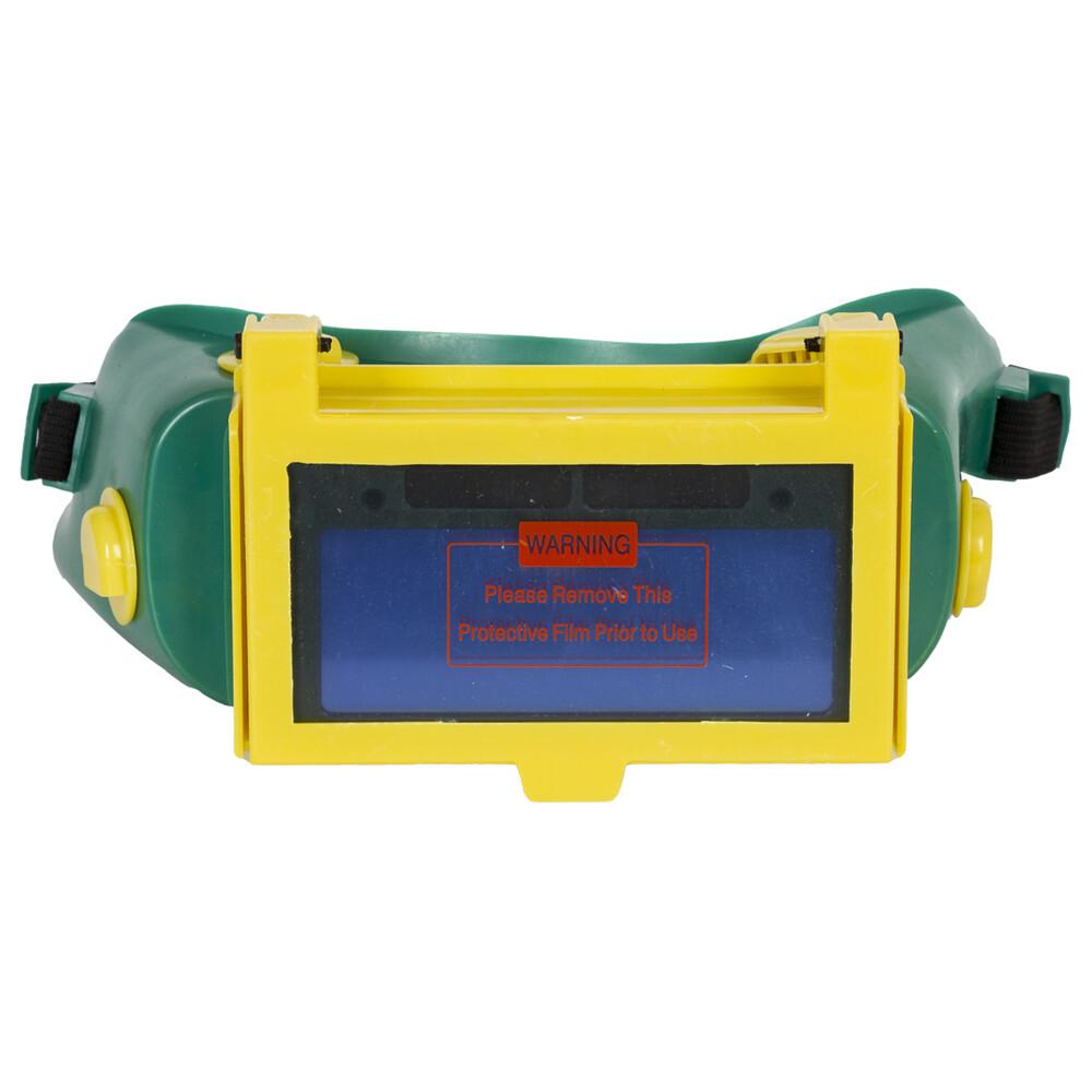 عینک ایمنی جوشکاری اتوماتیک مدل SA15