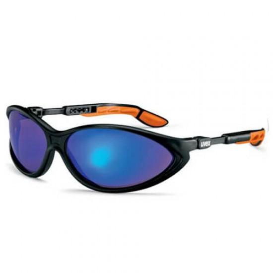 عینک ایمنی یووکس مدل CYBRIC سری 9188881