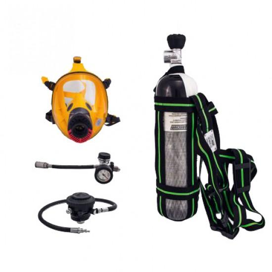 سیستم تنفسی فرار حمایلی اسپاسیانی مدل BVF/BN 1303C