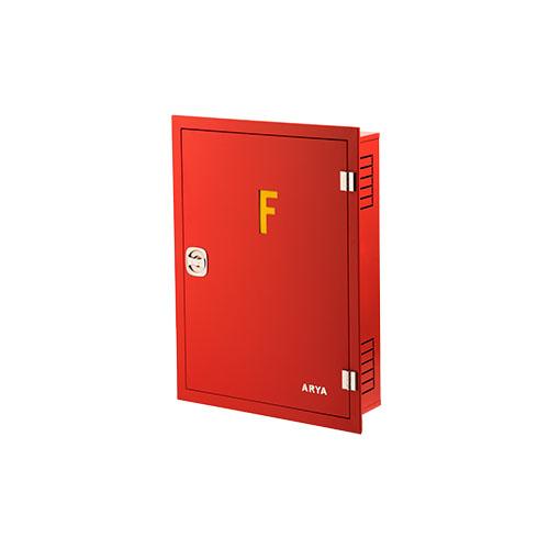 جعبه آتش نشانی تک کابین دیواری