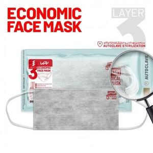 ماسک سه لایه یحیی