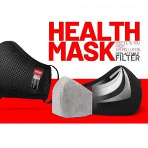 ماسک بدون سوپاپ N95 یحیی با 3 عدد فیلتر کد 599