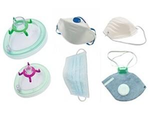 انواع ماسک های تنفسی