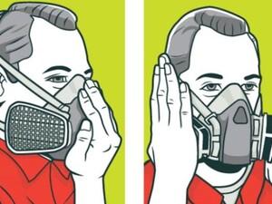 انتخاب درست ماسک تنفسی و نکات مربوط به آن