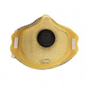 ماسک سوپاپدار N95 کاناسیف مدل 82115 همراه 5 عدد پد