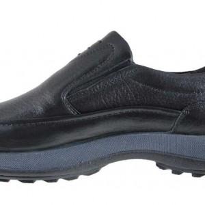 کفش مردانه فرزین مدل موناکو بنددار