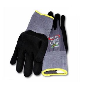 دستکش ایمنی اپتی فلکس مدل optimate سایز ۹