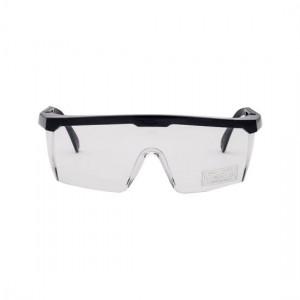 عینک ایمنی فریم دار شفاف تمام طلقی دسته قابل تنظیم پن تایوان مدل SE2172
