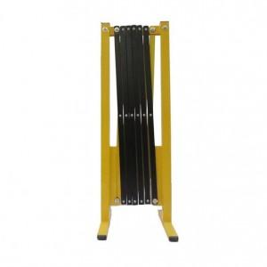 راهبند آکاردئونی فلزی ثابت ۳ متری