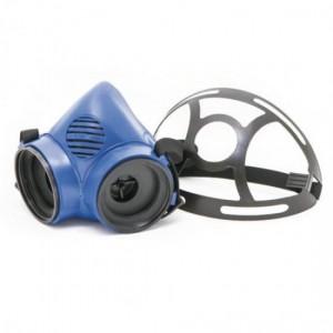 ماسک شیمیایی نیم صورت دو فیلتر SIBOL
