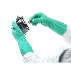 دستکش ضد حلال انسل مدل Sol-Vex 37-695