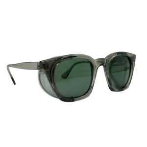 عینک ایمنی مدل بغل توری