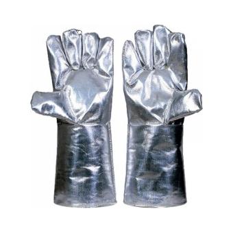 دستکش نسوز روکش دار آلومینومی