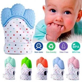 دستکش دندانگیر نوزاد