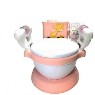 توالت فرنگی کودک سامیا تویز سه کاره