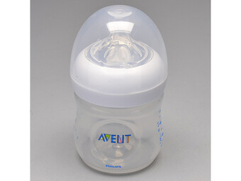 شیشه شیر طبیعی