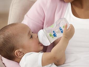 بهترین شیشه شیر برای نوزاد
