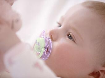 بهترین پستانک برای نوزاد