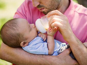 شیشه شیر نوزادی