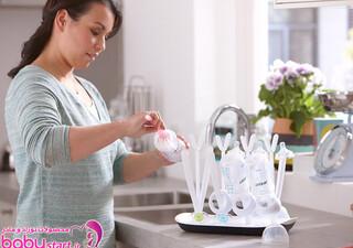 آشنایی با بهترین شیشه شور و خشک کن ها برای مادران