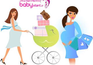 لیست کامل خرید سیسمونی نوزاد یک مادر امروزی