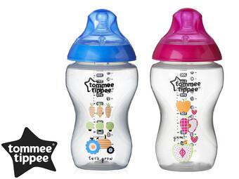 شیشه شیر بزرگ و طرحدار تامی تیپی