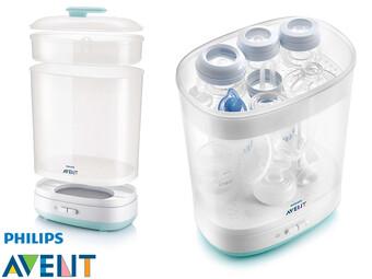 دستگاه استریل شیشه شیر