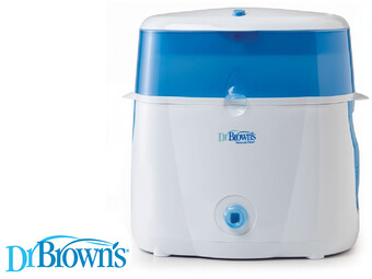 دستگاه استریل برقی با بخار وسایل نوزاد مارک دکتر براونز