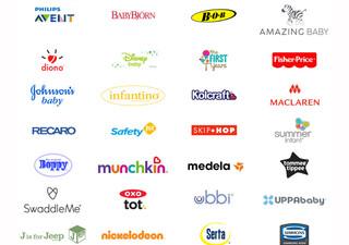 معروف ترین برندهای محصولات کودک برای خرید سیسمونی