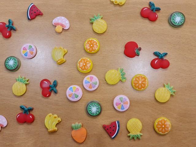 جینگیلی میوه ۶ عددی مخلوط
