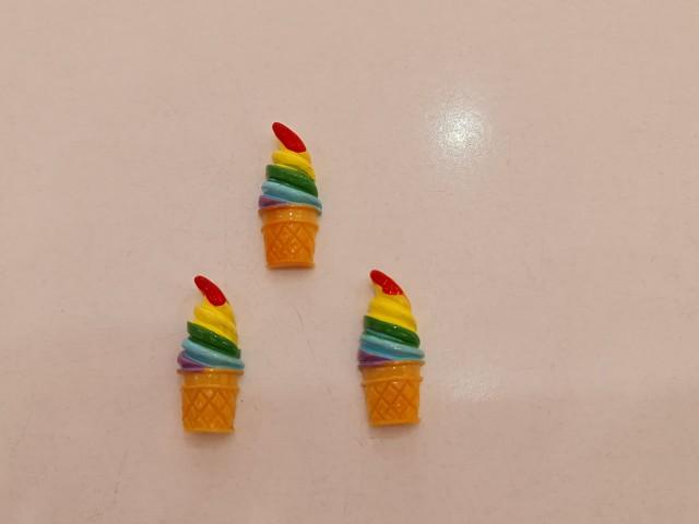 جینگیلی بستنی رنگی یک عددی