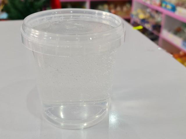 اسلایم شفاف ۴۰۰ گرم