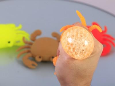 خرچنگ ژله ای
