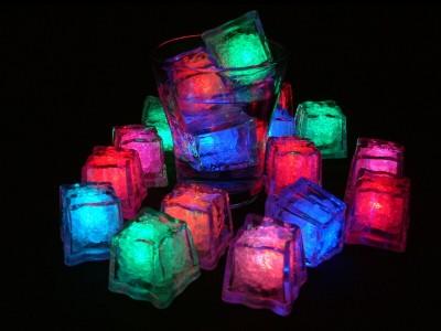 یخ LED