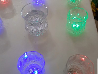 لیوان چراغ دار کوچک