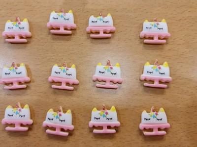 جینگیلی کیک یونیکورن یک عددی